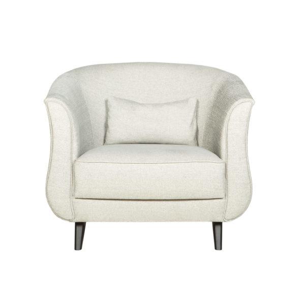 KAJSA armchair zen4 light grey 1
