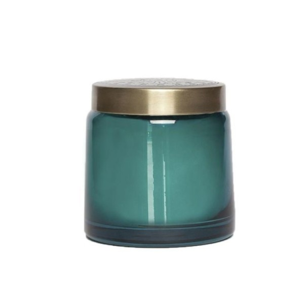 Bougies SASA-2Bougies MM Sugared Citron Glass jar