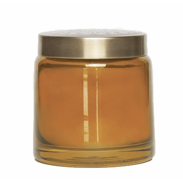 Bougies SASA-3Bougies MM Verbena Oakmoss Glass jar